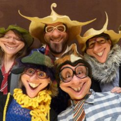 Animation-spectacle-humour-vendee-caricature photo